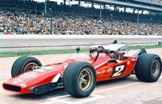 1969 Mario Andretti- Chassis/engine: Hawk/Ford He qualified in the second spot and he cruised to the win in the Hawk prepared by Andy Granatelli. Mario-Italian-born naturalized American citizen.Mario Gabriele Andretti (born February 28, 1940) is an Italian American former racing driver, one of the most successful Americans in the history of the sport.