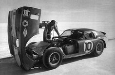 Bonneville Speedway  Shelby Cobra  Cobra Daytona Coupe CSX