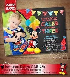 SAME DAY SVC Mickey Mouse Birthday Invitation Mickey Mouse   Etsy Mickey Mouse Birthday Invitations, Printable Birthday Invitations, Pink Invitations, Invitation Design, Party Printables, Mickey Birthday, Minnie Mouse, Pink Minnie, Mickey Mouse Clubhouse