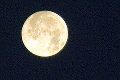luna e cura personale
