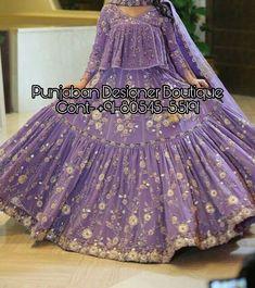 808a2d2ba Shop for Lehenga Choli online sale at attractive prices on Punjaban Designer  Boutique . Wide.