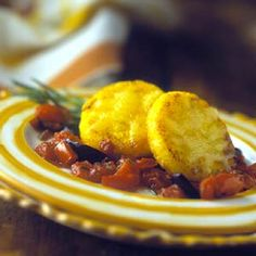 1000+ images about Polenta on Pinterest | Polenta recipes, Parmesan ...