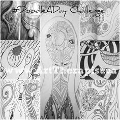 10 Reasons to Doodle | Drawing the Self Out