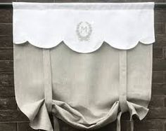 Image result for french country linen curtains images