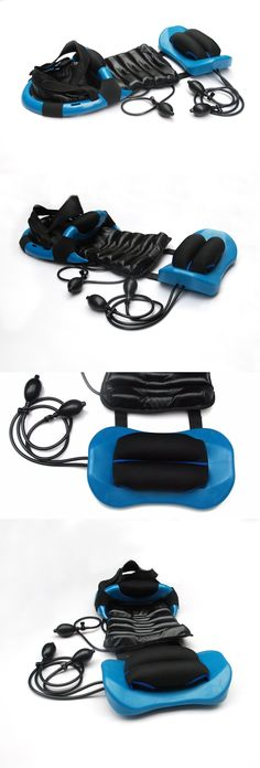 Other Orthopedic Products: New Deluxe Full Posture Spine Neck Back Pump Exerciser BUY IT NOW ONLY: $139.99