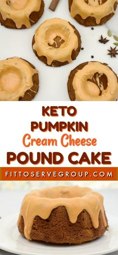 This keto pumpkin cream cheese pound cake is packed pumpkin spice flavors yet void of high carbs. It's the keto pumpkin cake to enjoy all pumpkin season long. Keto Friendly Desserts, Low Carb Desserts, Dessert Recipes, Keto Recipes, Lunch Recipes, Dessert Ideas, Soup Recipes, Recipies, Cheese Pumpkin