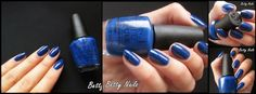 opi azul http://betty-nails.blogspot.pt/2013/11/opi-san-francisco-collection-swatches.html