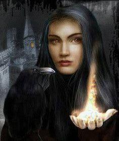 # Branwen: Manx/Welsh Goddess of love and fertility. Celtic Goddess, Celtic Mythology, Witch Gif, Pagan Gods, Gifs, Sacred Feminine, Goddess Of Love, Gif Animé, Animated Gif