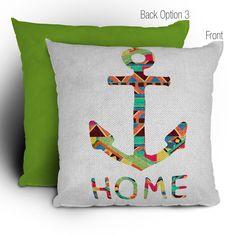 Bianca Green You Make Me Home Throw Pillow