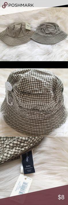 ba27d222bd8 Baby GAP and Old Navy Baby Boy Bucket Hats Lot of 2 Baby Boy bucket hats