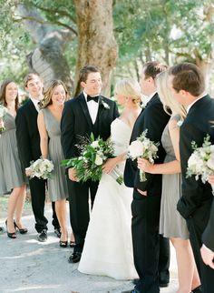 Photography: Buffy Dekmar Photography - buffydekmar.com Read More: http://www.stylemepretty.com/2014/02/18/classic-lowndes-grove-plantation-wedding/