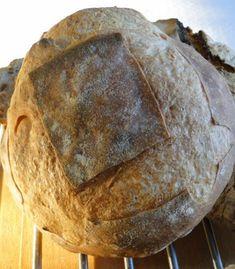 smaki i aromaty: Piątkowa domowa piekarnia, czyli pieczenie chleba na weekend. Bread Recipes, Food And Drink, Pizza, Brot, Bakery Recipes