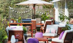 wood, utensils, etc. – is well within reach, and a fuss-free extended counter space means that Diy Outdoor Kitchen, Outdoor Rooms, Outdoor Dining, Outdoor Decor, Ikea Outdoor, Ikea Garden Furniture, Balcony Furniture, Outdoor Furniture Sets, Furniture Ideas