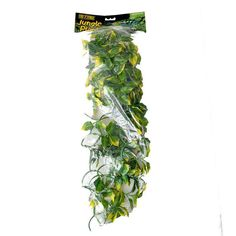 Large Exo Terra Jungle Plant Amapallo for reptiles is ideal for use in more sterile set-ups (e.g. Quarantine Terrariums). Useful where real plants cannot thrive or survive. Extremely realistic replicas of real plants.