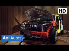 Honda V2P And V2M Safety Demonstration | AOL Autos