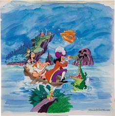Peter Pan - Promotional art