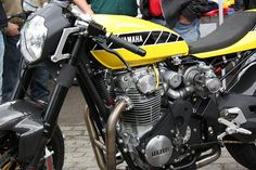 Custom Yamaha