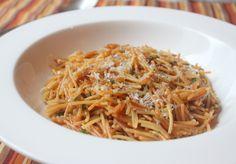 Food Wishes Video Recipes: Broken Spaghetti Risotto