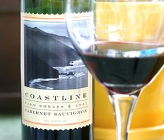 Coastline Cabernet Sauvignon  First found @ Total Wine