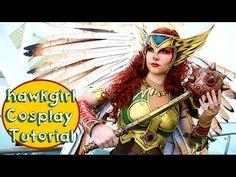 Making my Hawkgirl Cosplay Mace - YouTube
