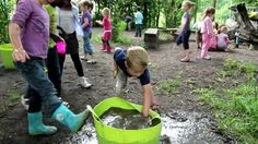 Nationale ModderDag Mud, Education, Water, Projects, Outdoor, Youtube, Summer, Gripe Water, Log Projects