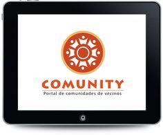 Creación de marca para Comunity