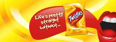 Twisties are the quintessential Australian snack. You aren't eating them right if you don't lick your fingers 100 percent clean afterwards. Twisties are arguably Australia's most popular snack.This cheese flavoured corn and rice snack has appealed to Aussies of all ages for over 60 years.Its cheesiness and crispiness makes this snack irresistible.   #aussie foods #food #smiths snackfood company #snacks #twisties
