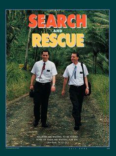 Missionary Work.  #Mormonad #LDS #Mormon  Stuff Mormons Like: www.MormonFavorites.com