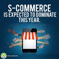 Brands on the e-commerce space:  S-Commerce, the marriage between #SocialMedia and #ECommerce, is expected to be one of the biggest #DigitalMarketing trends in 2015. So gear up and start planning your online shopping strategies with #SCommerce in mind.