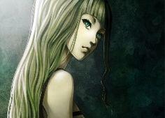 Dziewczyna, Rysunek