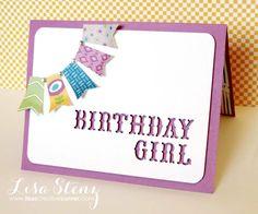 Lisa's Creative Corner: - Artfully Sent Birthday Cards