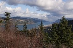 Title:  Columbia Gorge  Artist:  Belinda Greb  Medium:  Photograph - Photographs, Photography