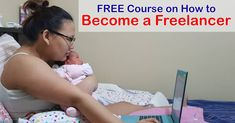 Over 1 Million Filipinos are working from home as freelancers and virtual assistants. Learn HOW to start in this FREE Course. Leyte, Free Courses, Virtual Assistant, How To Become, Career, Train, Learning, Philippines, Kids
