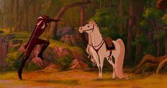 Destiny (Enchanted) | The Ultimate Ranking Of Animated Disney Horses