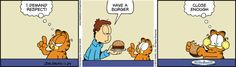 Garfield Comic Strip, November 24, 2015 on GoComics.com
