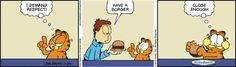 Garfield Comic Strip, November 24, 2015 on GoComics.com