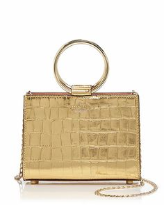 d8bd96f7c82 kate spade new york White Rock Road Luxe Mini Sam Leather Crossbody  Handbags - Satchels   Top Handle Bags - Bloomingdale s