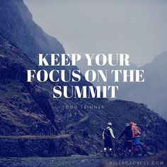 Keep your eye on the prize, Friday is in sight! #HumpDay #YouGotThis #VillageCycle #MountainBiking #TrekBikes #CarryOn
