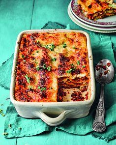 Ultimate lasagne | delicious. magazine Lasagne Recipes, Pasta Recipes, Dinner Recipes, Cooking Recipes, Lasagne Dish, Dinner Ideas, Italian Recipes, New Recipes, Steak Dishes