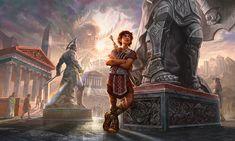 Gideon's Origin: Kytheon Iora of Akros | MAGIC: THE GATHERING