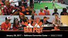 2017 Orioles Fanfest Manny Machado Autograph Session Voucher 2:00pm Station 2