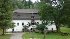 Zamek Bischofstein Teplickie Skały
