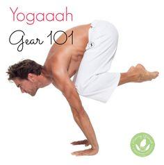 Top 5 Yoga Gear Essentials - http://www.mommygreenest.com/top-5-yoga-gear-essentials/