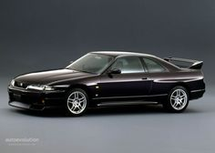 1995 Nissan Skyline R33 GT-R, Project car for Eli and I one day.