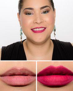 Kat Von D Lovecraft, Malice, Miss Argentina Everlasting Liquid Lipsticks Reviews, Photos, Swatches
