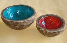 Serving Bowls, Decorative Bowls, Tableware, Diy, Pasta, Google, Vintage, Paper Bowls, Paper Plates