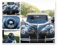 Lincoln Continental!