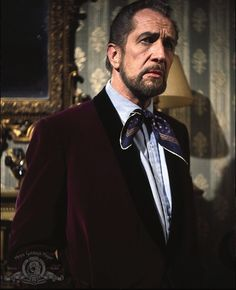 Vincent Price as Dr. Browning, in Scream and Scream Again (1970)