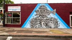 Wall Therapy - Alexis Diaz in Rochester, USA