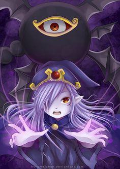 -- Zelda Minish Cap : Vaati -- by *Kurama-chan on deviantART